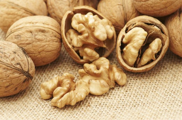 Сайт о грецком орехе